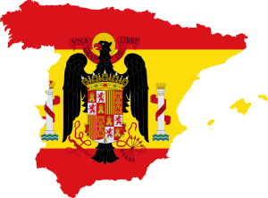 Euro-1964-flag-map
